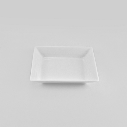 Эксквизит Тарелка квадратная Никко 14 см из фарфора Япония