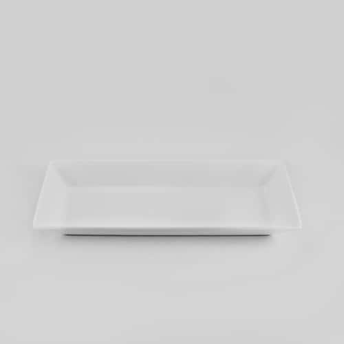 Эксквизит Тарелка прямоугольная Никко 23 см из фарфора Япония