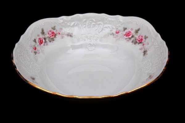 Роза серая 5396011 Салатник круглый Bernadotte C 23 см. 14565