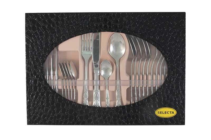 Дрезден серебро Набор столовых приборов на 6 персон 24 предмета из Китая
