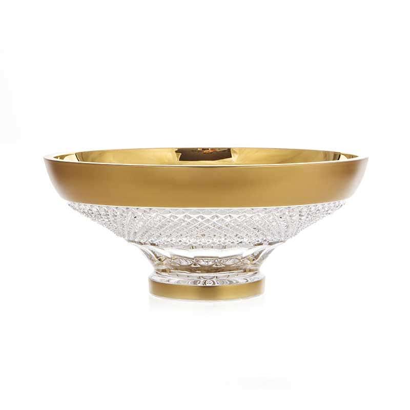 Фелиция 60552 Ваза для конфет Glasspo 20,5 см.