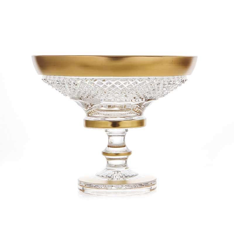 Фелиция 60550 Ваза для конфет Glasspo н/н 15,5 см.