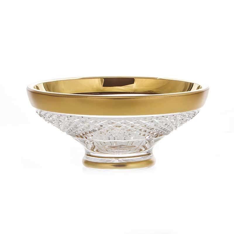 Фелиция 60550 Ваза для конфет Glasspo 13 см.