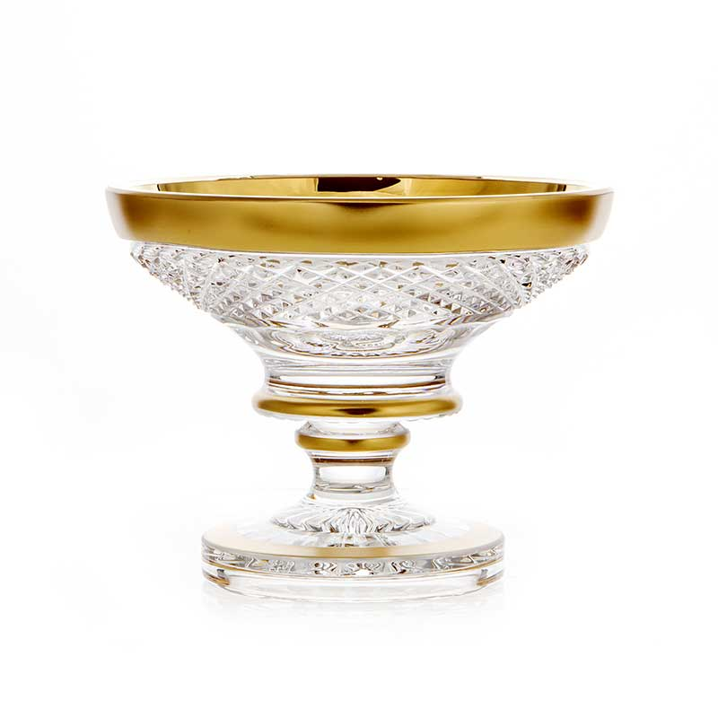 Фелиция 60550 Ваза для конфет Glasspo н/н 13 см.