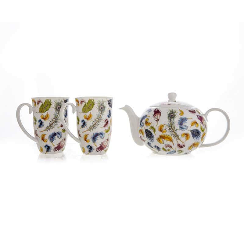 Веймар Перо Набор для чая из 3 предметов Германия