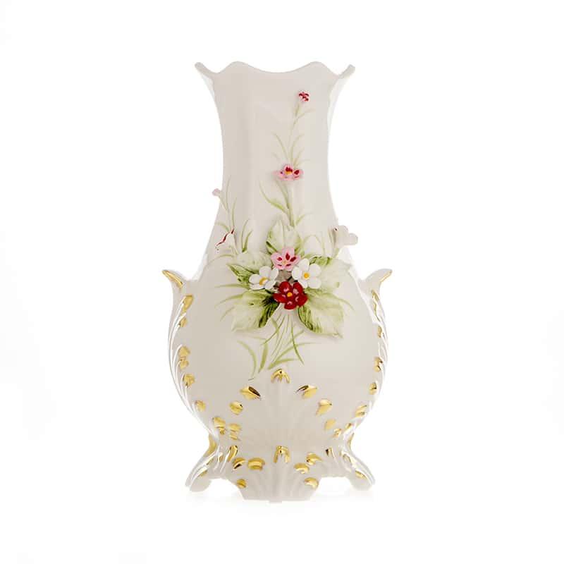 Стелла Ваза для цветов 31х17 см. из керамики