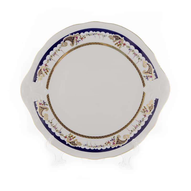 Констанция 7634600 Блюдо круглое Bernadotte  27 см