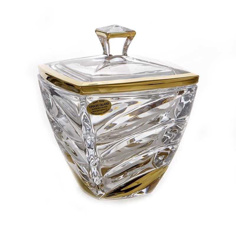 Факет Блестящая 1 Доза Union Glass 18 см