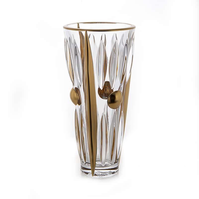 Плуто Матовая 1 Ваза для цветов Union Glass 23 см