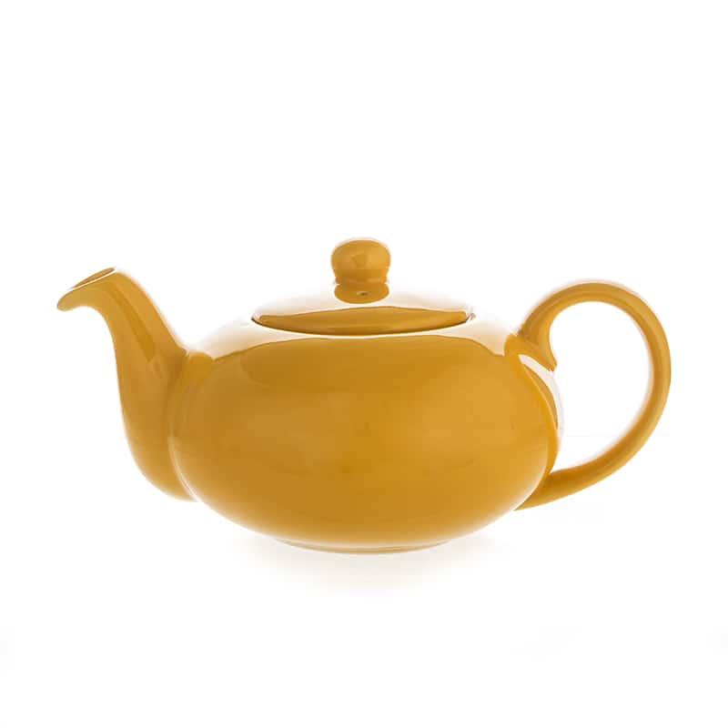 Вахстербах желтый Чайник заварочный 500 мл. (с ситом)