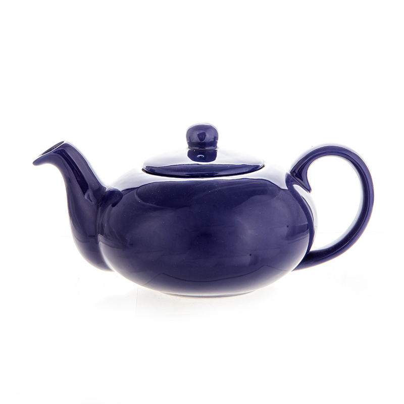 Вахстербах синий Чайник заварочный 500 мл. (с ситом)