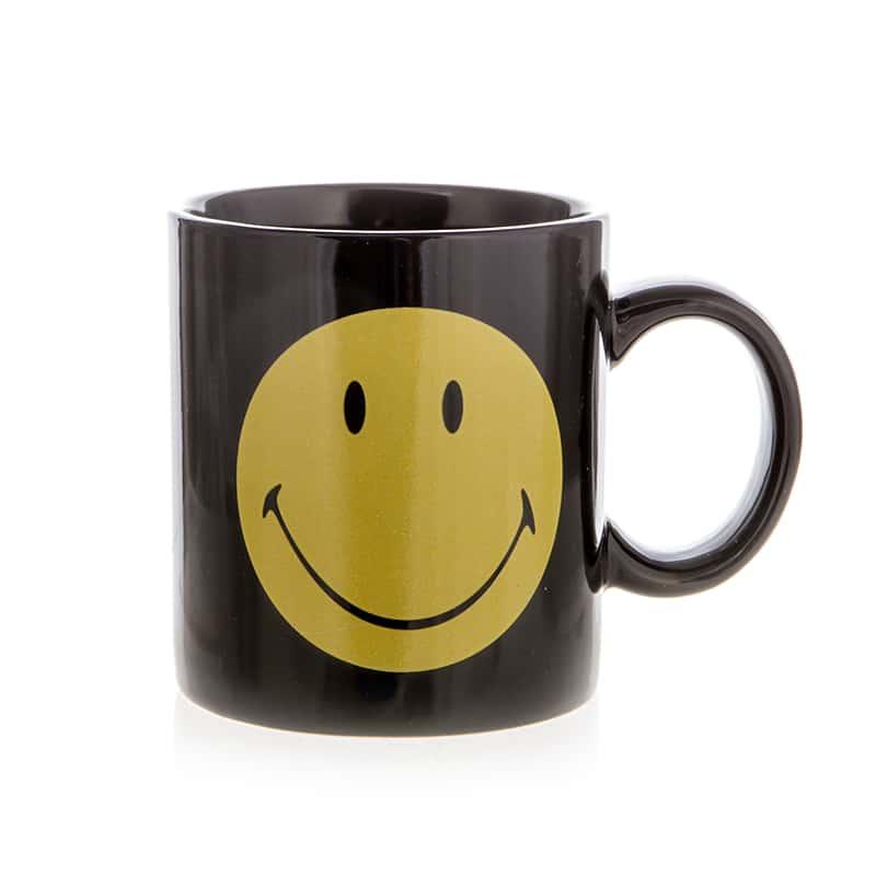 Вахстербах Smiley Чашка черная