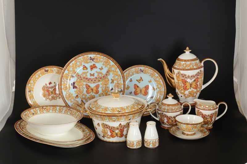 Ле Жардин Столово-чайный сервиз Royal Classics на 6 персон 42 предмета