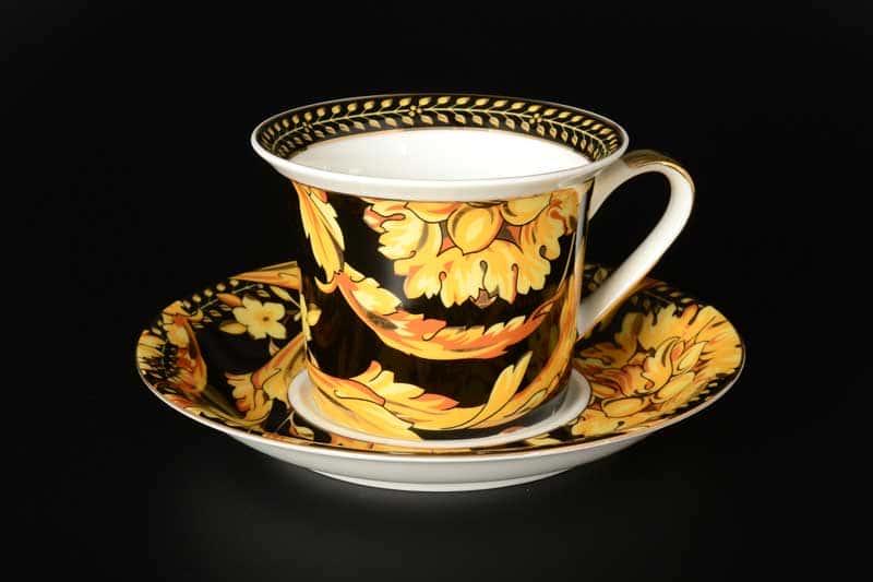 Ванити Набор чайных фарфоровых пар Royal Classics
