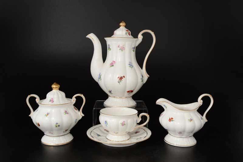 Мария Чайный сервиз Royal Classics на 6 персон 17 предметов