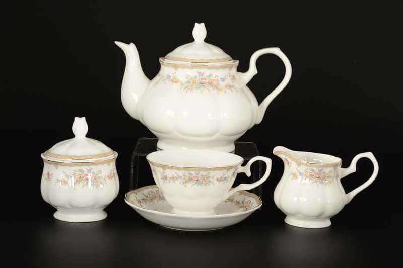 Наслаждение Чайный сервиз Royal Classics на 6 персон 17 предметов