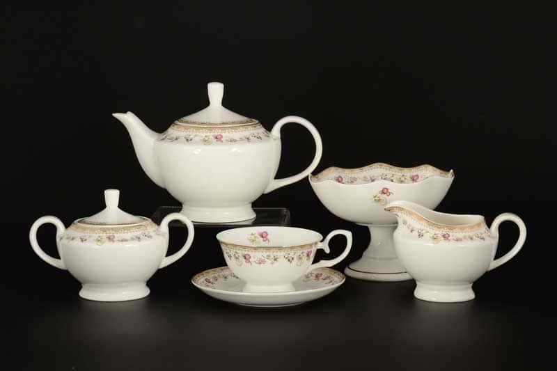 Белла Чайный сервиз Royal Classics на 12 персон 30 предметов
