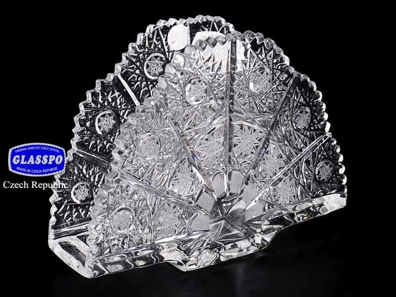 Салфетник Glasspo 14 см из хрусталя