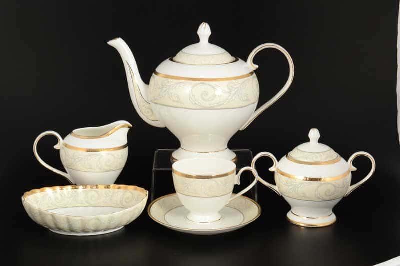 Ноктюрн Сервиз чайный Royal Classics 12 персон 30 пред.