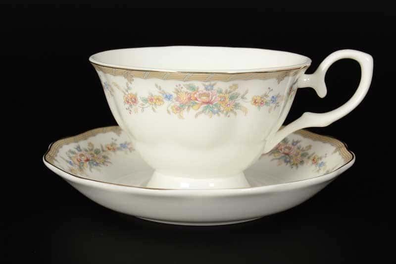 Наслаждение Набор чайных пар Royal Classics на 6 персон 12 предметов