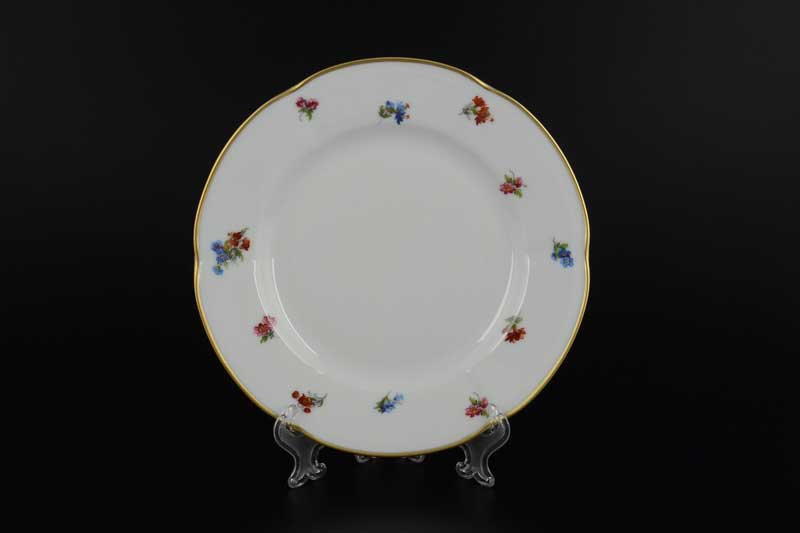 Болеро Мелкие цветы Набор тарелок Royal Porcelain 19 см (6 шт)