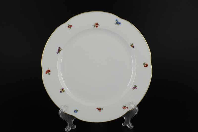 Болеро Мелкие цветы Набор тарелок Royal Porcelain 25 см (6 шт)