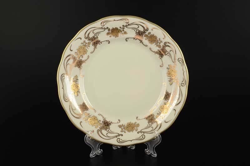 Набор тарелок 19 см Royal Porcelain (6 пар) Слоновая кость