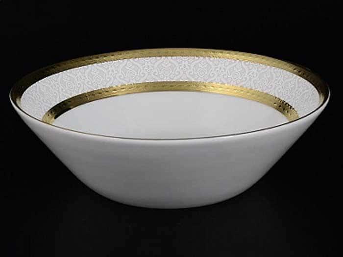 Constanza Diamond White Gold Набор салатников Falken 19 см (6 шт)