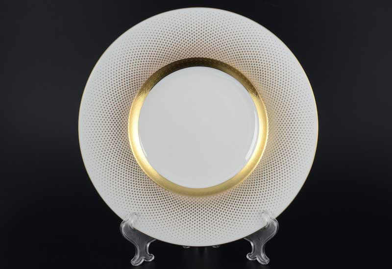 Rio white gold Набор тарелок FalkenPorzellan 27 см (6 шт)