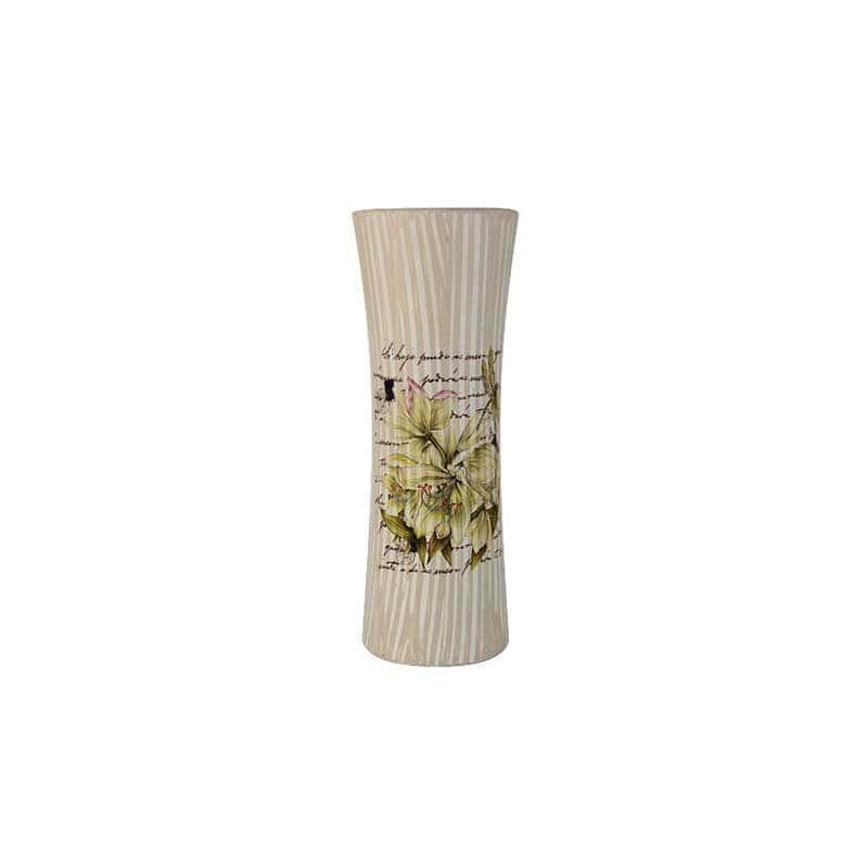 Лилии Ваза для цветов (прямая) Sunrise Ceramics из Китая 35 см.