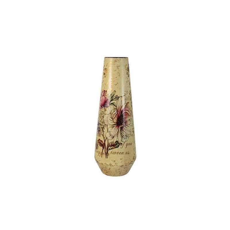 Пионы Ваза для цветов (с узким горлом) Sunrise Ceramics Китай 33 см.