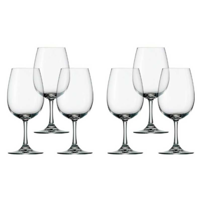 Weinland Набор для вина: 6 бокалов Штольцле (Stolzle) из Германии 350 мл.