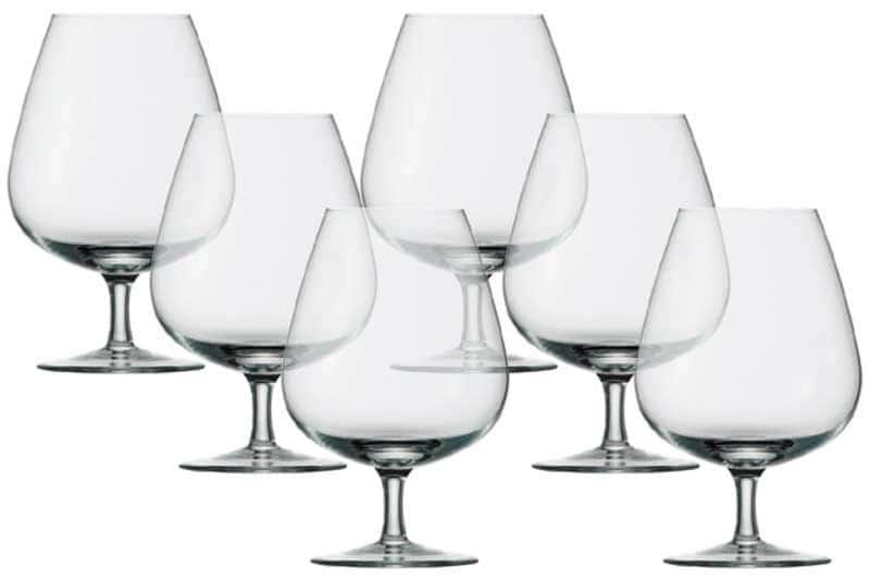 Grandezza Набор из 6 бокалов для коньяка Штольцле (Stolzle) Германия