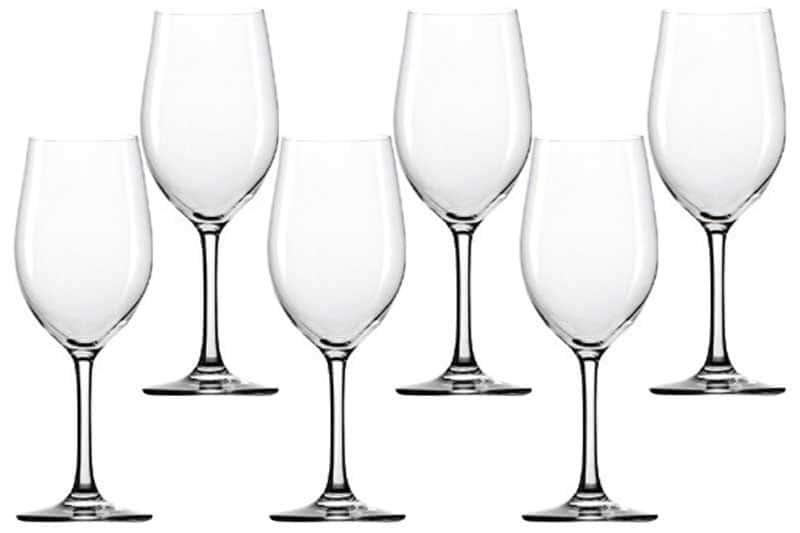 Classic Набор из 6 бокалов для вина Штольцле (Stolzle) из Германии