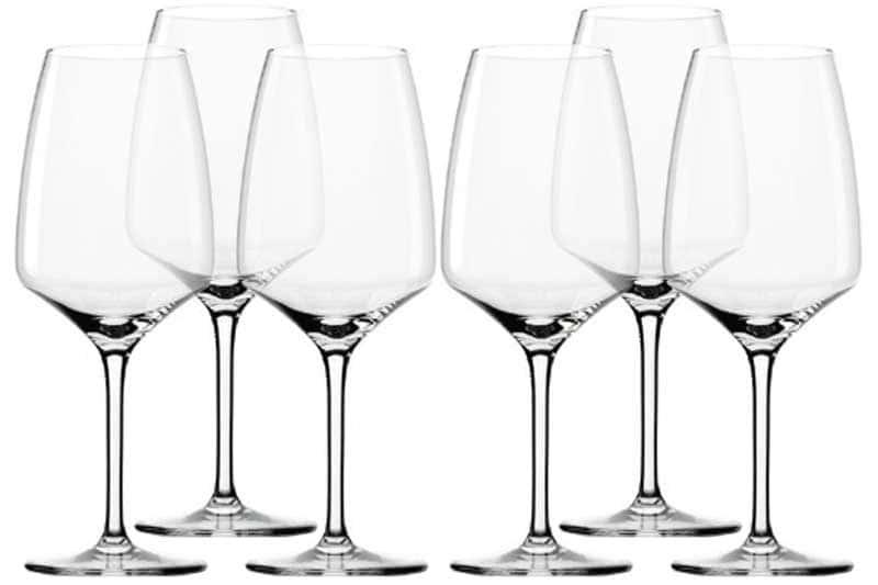 Experience Набор: 6 бокалов для красного вина Штольцле (Stolzle) из Германии 645 мл.