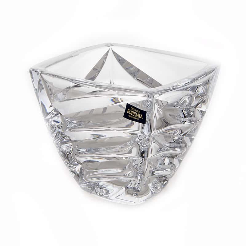 Факет Ваза для конфет Crystalite Bohemia 18 см