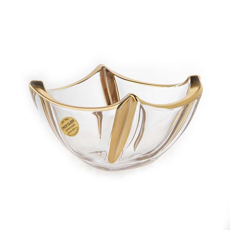 Колоссеум Матовая 2 Ваза для конфет Union Glass 13 см.