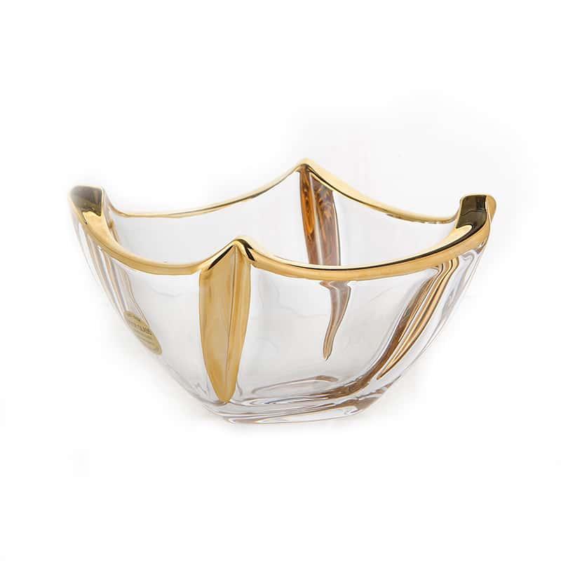 Колоссеум блестящая 2 Ваза для конфет Union Glass 13 см.
