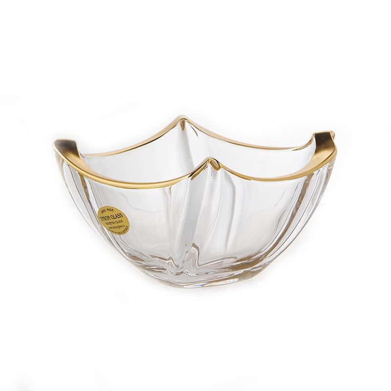 Колоссеум Матовая 1 Ваза для конфет Union Glass 13 см.