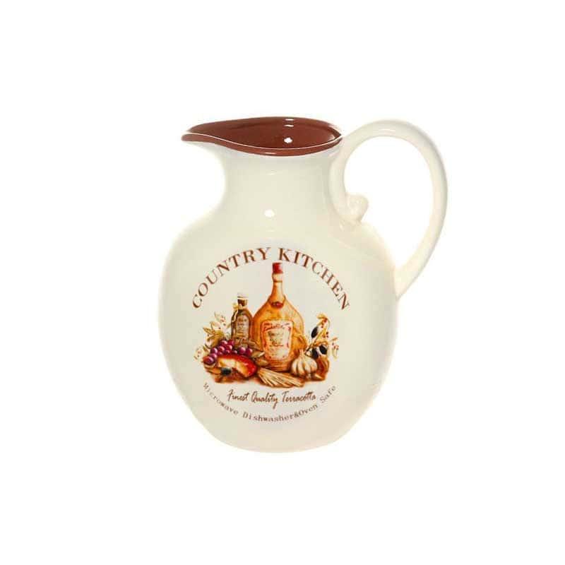 Сардиния Кувшин керамический Terracotta из Китая в подарочной упаковке