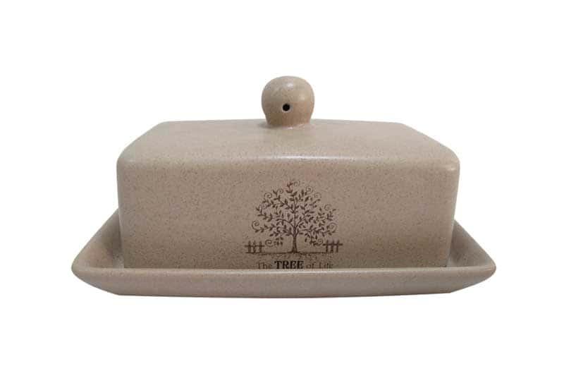 Дерево жизни Масленка из керамики (с добавлением доломита) Terracotta из Китая