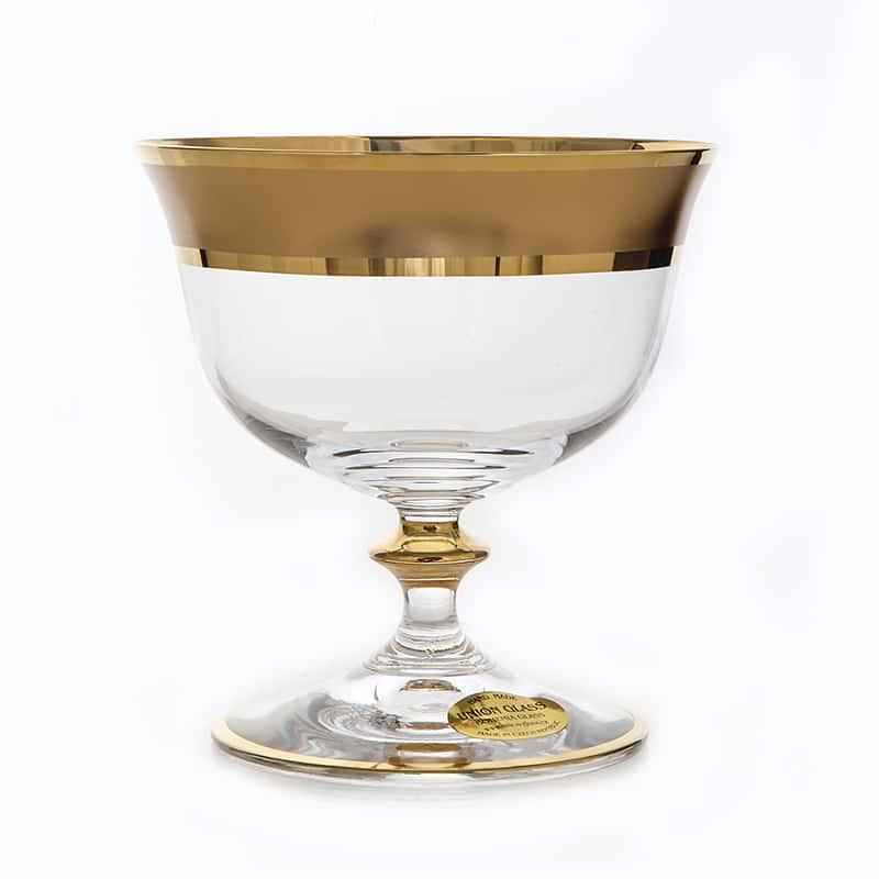 Золотая дорожка Набор креманок Union Glass 105 мл. 6 шт