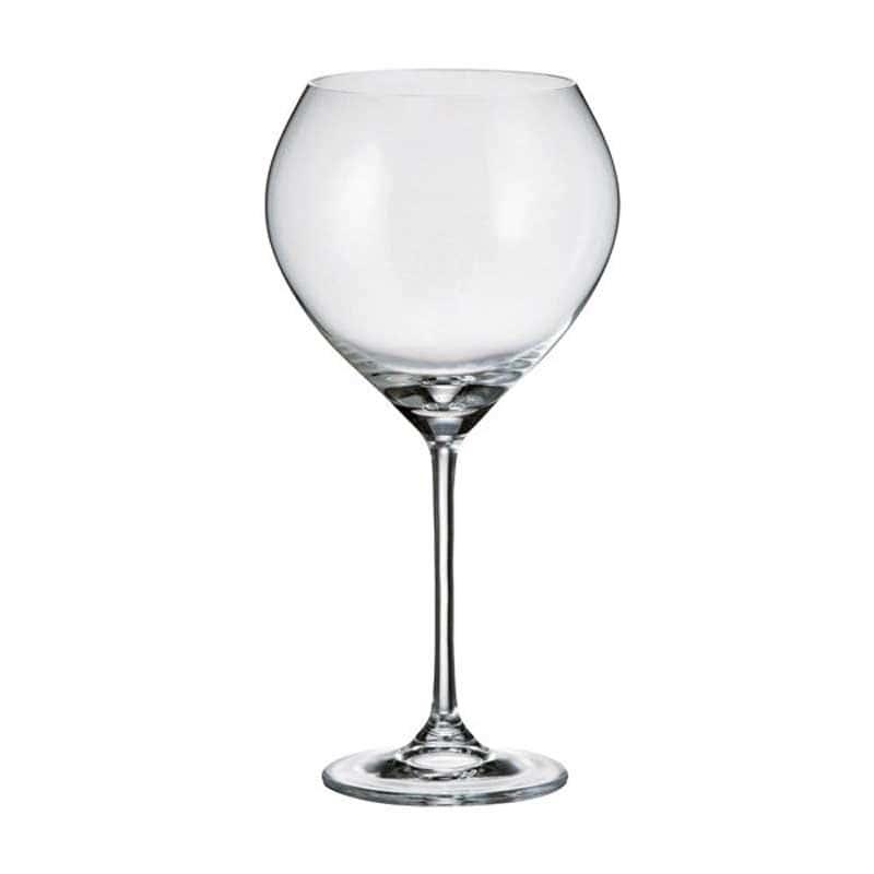 CECILIA Набор бокалов для вина 640 мл Crystalite Bohemia (6 шт) 34830