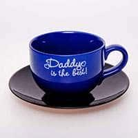 Daddy is the best Набор чайный 500 мл Вехтерсбах