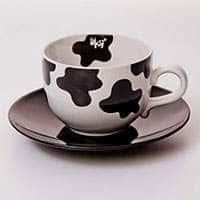 Cow skin Набор для чая 2 предмета Вехтерсбах