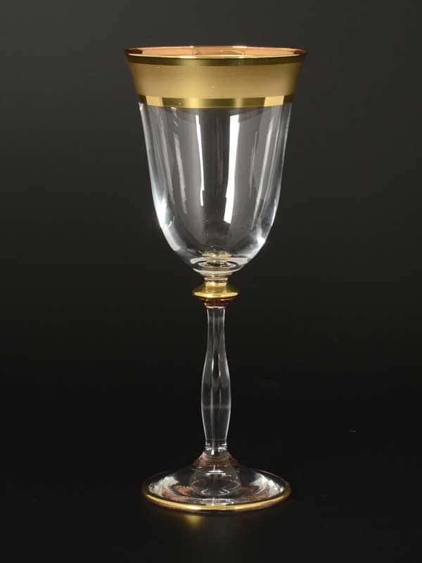 Матовая полоса Анжела набор бокалов для вина Balvinglass (6 шт)