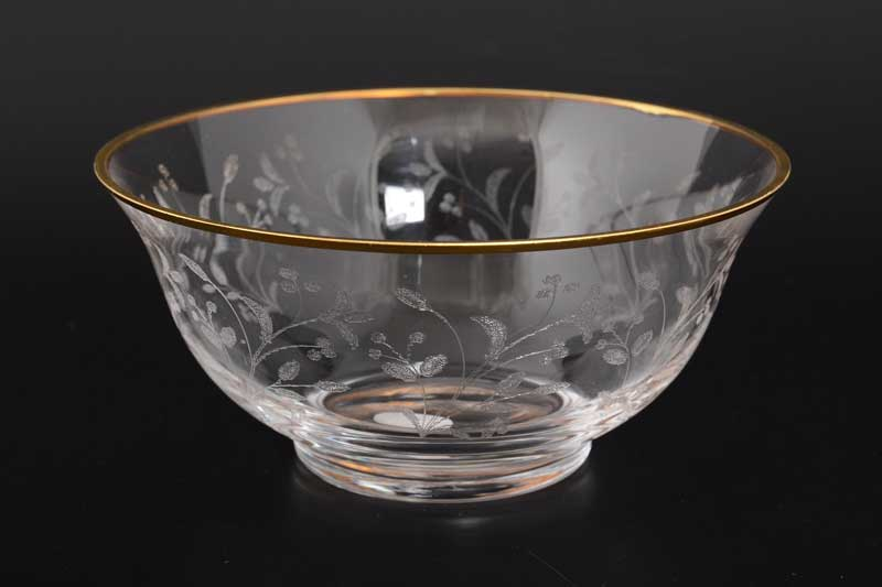 V-D Ваза для конфет Bohemia Crystal 15 см