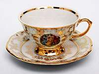 Мадонна Набор для чая (чашка155мл+блюдце) на 6 персон
