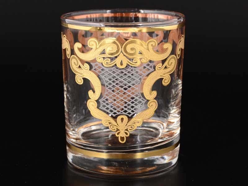 Камал А-М Набор стаканов для виски 230 мл Atelier Marie