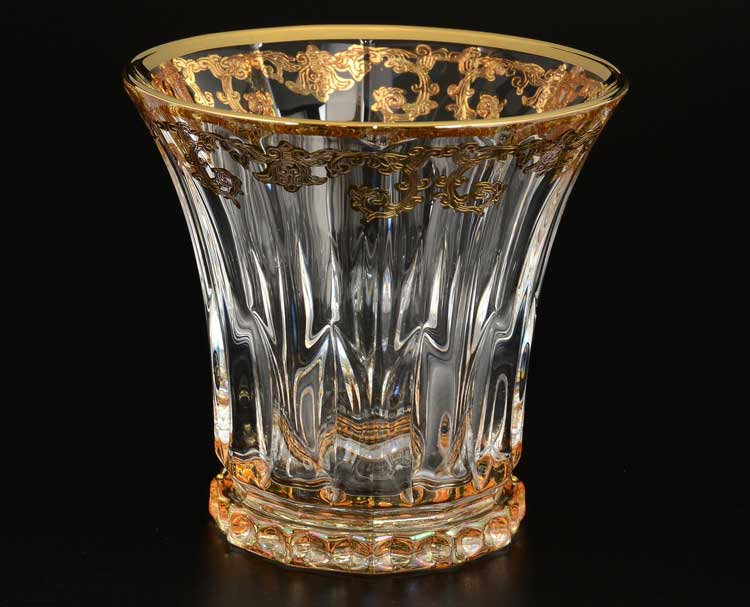 TIMON Набор стаканов для воды из хрусталя Италия